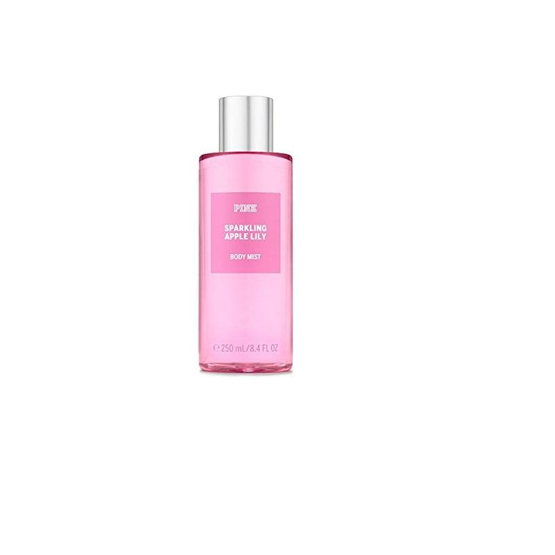 Body Mist PINK 8.4 oz. Sparkling Apple Lily