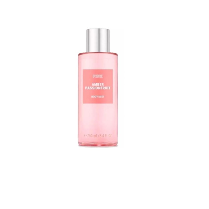 Body Mist PINK 8.4 oz. Amber Passionfruit