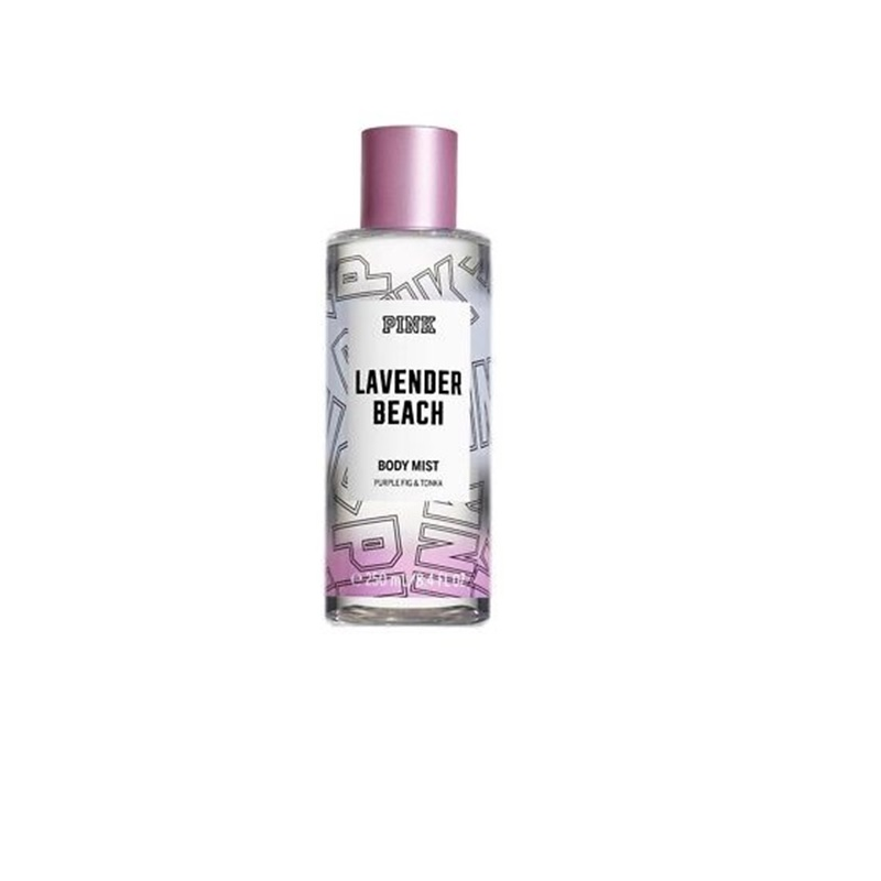 Body Mist PINK 8.4 oz. Lavender Beach