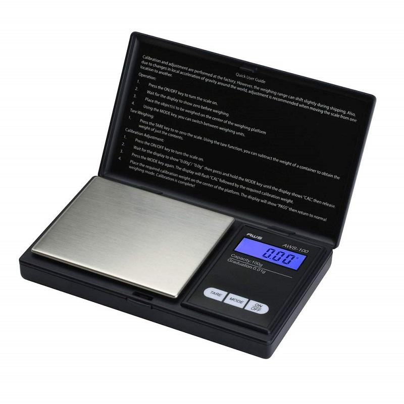 Bascula Digital AWS AC-100