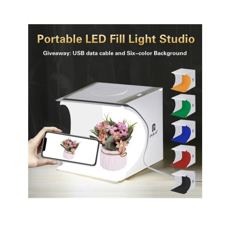 Mini Caja de Luz para Fotografia
